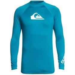 Quiksilver All Time Long Sleeve Surf Tee
