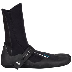 Quiksilver 3mm Syncro Split Toe Wetsuit Booties