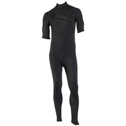 Quiksilver 2/2 Highline Ltd Short Sleeve Chest Zip Fullsuit