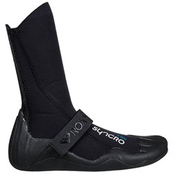 Roxy 3mm Syncro Round Toe Wetsuit Booties