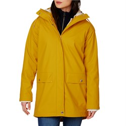 Helly Hansen Moss Insulated Rain Coat - Women's