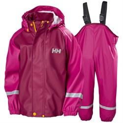 Helly Hansen Bergen PU Rainset - Little Kids'