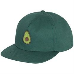 Mollusk Mini Avocado Patch Hat
