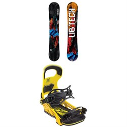 Lib Tech TRS HP C2X Snowboard ​+ Bent Metal Logic Snowboard Bindings 2019