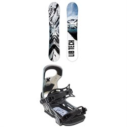 Lib Tech Cold Brew C2 Snowboard ​+ Bent Metal Logic Snowboard Bindings