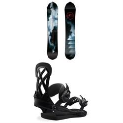 CAPiTA Navigator Snowboard + Union Contact Pro Snowboard Bindings