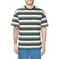 Globe Montage Stripe T-Shirt