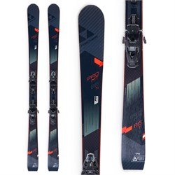 Fischer Pro MTN 86 Ti Skis ​+ MBS 12 Powerrail Bindings