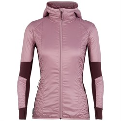 Icebreaker Helix Long Sleeve Zip Jacket - Women's