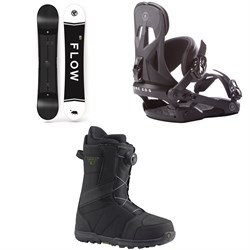 0b9096a7eb12 Flow Snowboard Packages