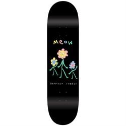 Meow Vanessa Torres Pansy 7.75 Skateboard Deck
