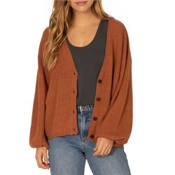 Sisstrevolution Cozy Specs Cardigan Sweater - Women's