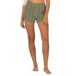 Sisstrevolution Stripes For Days Shorts - Women's