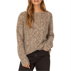 Sisstrevolution Knitting Around Sweater - Women's