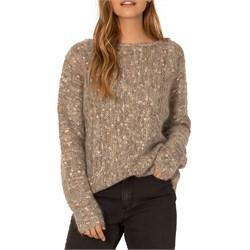 Sisstrevolution Knitting Around Sweater - Women's