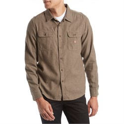 Vissla Isolation Long-Sleeve Flannel Shirt