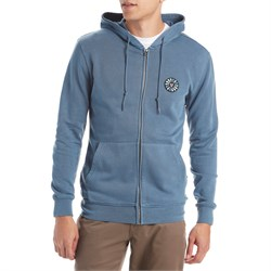 Vissla Solid Sets Zip-Up Sweatshirt