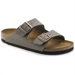 Birkenstock Arizona Birkibuc Sandals - Women's