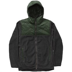 Holden Sherpa Hybrid Zip-Up Jacket
