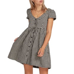 Volcom Making Me Plaid Dress - Women's