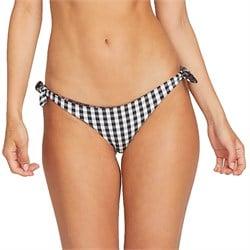 Volcom Plaid Attitude Hipster Bikini Bottoms - Women's