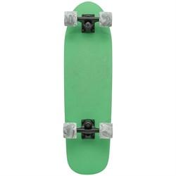 Landyachtz Dinghy Green Tiger Cruiser Skateboard Complete