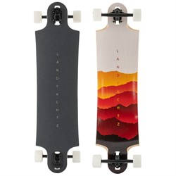 Landyachtz Switchblade 38 Faded Longboard Complete