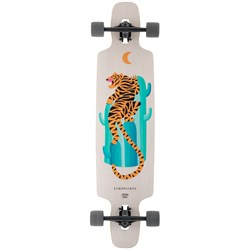 Landyachtz Drop Carve Desert Tiger Longboard Complete