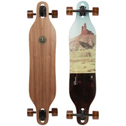 Arbor Axis Photo Longboard Complete