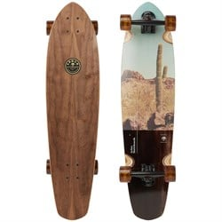Arbor Mission Photo Longboard Complete