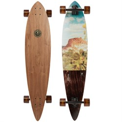Arbor Timeless Photo Longboard Complete