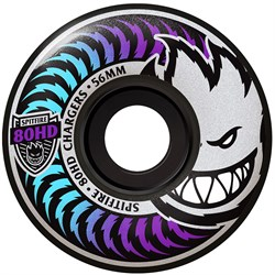 Spitfire 80HD Chargers Classic Icey Fade Skateboard Wheels