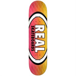 Real Parallel Fade Oval 8.38 Skateboard Deck