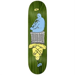Krooked Worrest Peacewar 8.25 Skateboard Deck