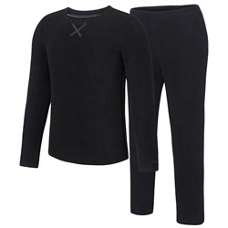 Terramar Winter Warmers Fleece Baselayer Set - Little Kids'
