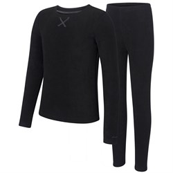 Terramar Winter Warmers Fleece Baselayer Set - Big Kids'