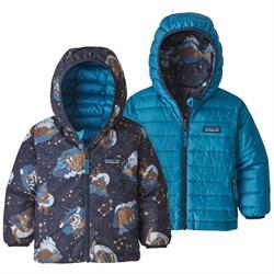 Patagonia Reversible Down Sweater Hoodie - Toddlers'