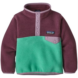 Patagonia Lightweight Synchilla Snap-T Pullover - Toddlers'