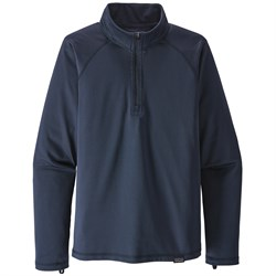 Patagonia Capilene®  Heavyweight Zip-Neck Top - Kids'