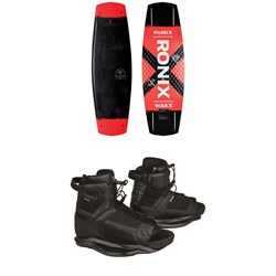Ronix Parks Modello Wakeboard ​+ Divide Wakeboard Bindings 2019