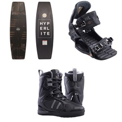 Hyperlite Lunchtray Wakeboard + The System Pro Bindings & Murray Boots