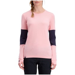 MONS ROYALE Cornice Long Sleeve Top - Women's