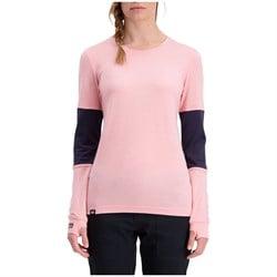 MONS ROYALE Cornice Long Sleeve Top - Women's