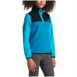 The North Face Glacier 1/4 Snap Pullover - Girls'