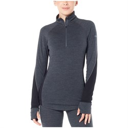 Icebreaker 260 Zone Long Sleeve Half Zip Top - Women's