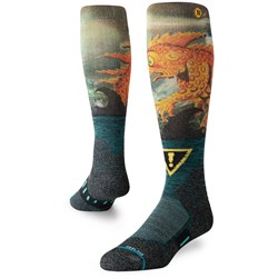 Stance Lizard Lou Snow Socks