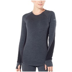 Icebreaker 260 Zone Long Sleeve Crew Top - Women's