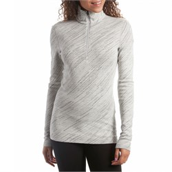 Icebreaker 250 Vertex Long Sleeve Half Zip Top - Women's