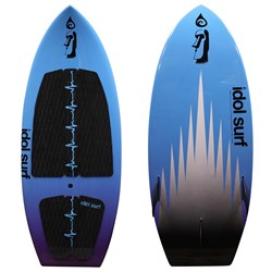 Idol Surf Shaka Wakesurf Board 2019