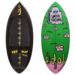 Idol Surf Butter Knife Carbon Skim Wakesurf Board